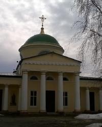 Храм в честь Рождества Христова в г.Ахтырка