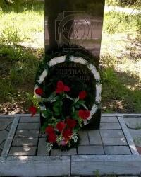 Памятник жертвам Чернобыля в п.г.т.Первомайское