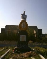 Братская могила советских воинов в с.Петрово