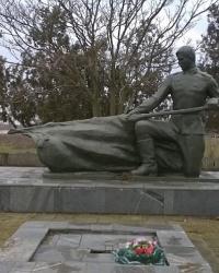 Мемориал в с.Широкое