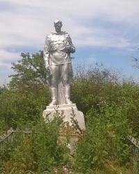 Братская могила советских воинов в с.Славянка