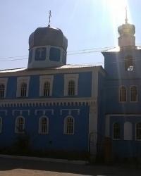 Храм на честь иконы Софии, Премудрости Божией в п.г.т.Софиевка