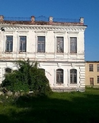Историческое здание по улице Б. Хмельницкого в п.г.т.Сосница