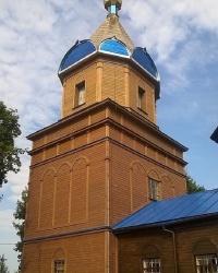 Свято-Покровский храм в п.г.т.Сосница