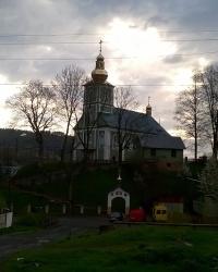Свято-Вознесенский храм в п.г.т.Воловец