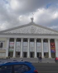 Воронежский государственный театр оперы и балета в г.Воронеж (Ленинский район)
