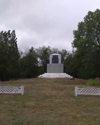 Мемориал в с. Воскресеновка (Васильковский район)
