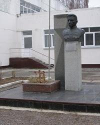 г.Черкассы. Бюст М.К.Путейко