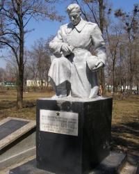 г.Семеновка. Братская могила