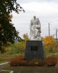 м. Бердичів. Військова ділянка старого міського кладовища.