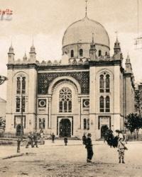 м. Чернівці. Колишня синагога Темпль.