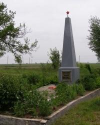 пгт Березна. Братская могила мирных жителей
