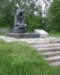 пгт Березна. Памятный знак жертвам нацизма