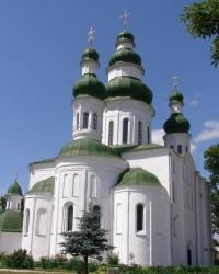Елецкий монастырь в Чернигове