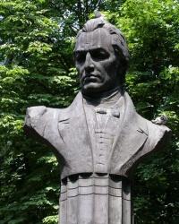 Памятник И.П.Котляревскому в Киеве