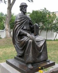 Памятник князю Игорю в Чернигове