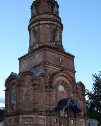 м. Ічня. Миколаївська церква