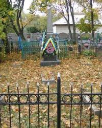 г.Чернигов. Братская могила воинов, погибших при освобождении города