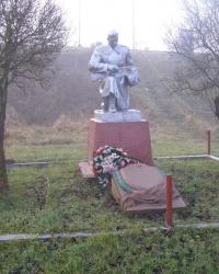 г.Ковель. Братская могила воинов, погибших при освобождении города
