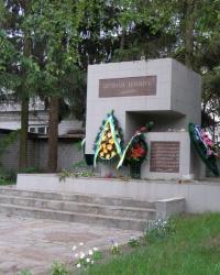 г.Чернигов. Братская могила на ул.Красносельского.