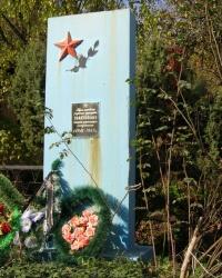 г.Чернигов. Братская могила на ул.Кропивницкого.