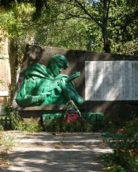 с.Дремайловка. Памятный знак погибшим односельчанам