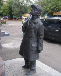 г.Киев. Памятник жертвам нацизма.