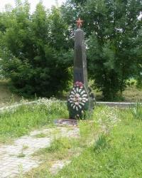 г.Гомель. Братская могила на ул.Ефремова.