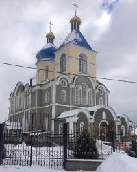 м. Сновськ. Свято-Миколаївська церква