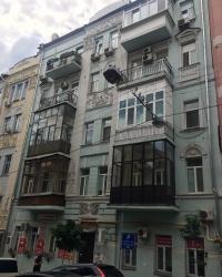 м. Київ. Будинок № 5 по вул. Костьольній.