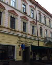 м. Чернівці. Будинок № 9 по вул. Кобилянської.