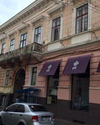 м. Чернівці. Будинок № 18 по вул. Заньковецької.