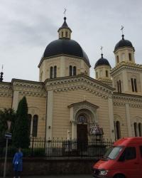 м. Чернівці. Кафедральний собор св. Параскеви.