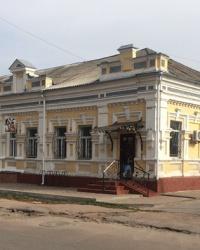 м. Ніжин. Колишній єврейський готель на вул. Покровській.