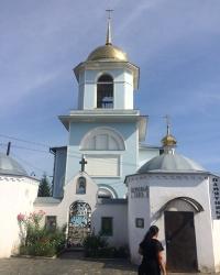 м. Ніжин. Богоявленська церква.