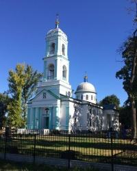 м. Остер. Воскресенська церква.