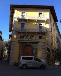 м. Флоренція. Палаццо Арігетті-Гадді.