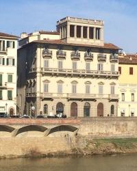 м. Флоренція. Палаццо Баргаглі.
