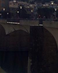 м. Флоренція. Міст Понте алле Граціє.