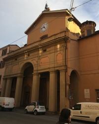 м. Болонья. Церква Санта Марія делла Каріта.
