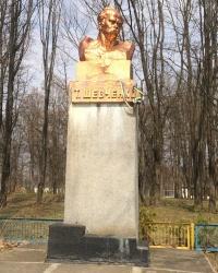 м. Семенівка. Пам'ятник Т.Г.Шевченку.