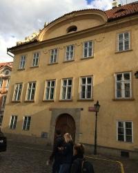 м. Прага. Малий Буковський палац.