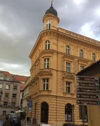 м. Прага. Будинок № 10 на площі Дражицького.