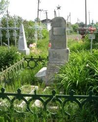 с. Кинашевка. Братская могила (2)