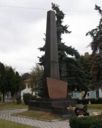 Пам'ятний знак комсомольцям-підпільникам, м. Бердичів