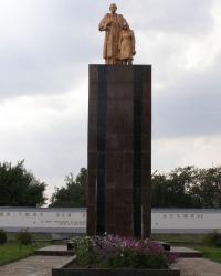 г.Конотоп. Мемориал.