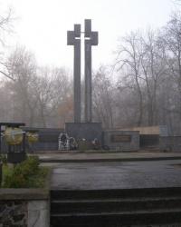 г.Ковель. Памятный знак погибшим во Второй Мировой войне