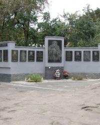 г.Лубны. Памятный знак воинам 25-й гвардейской стрелковой дивизии