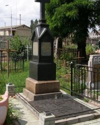 м. Київ. Братська могила жертв бомбардування на Лук'янівському кладовищі.