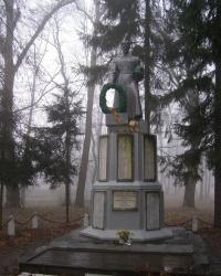 пгт Любеч. Братская могила